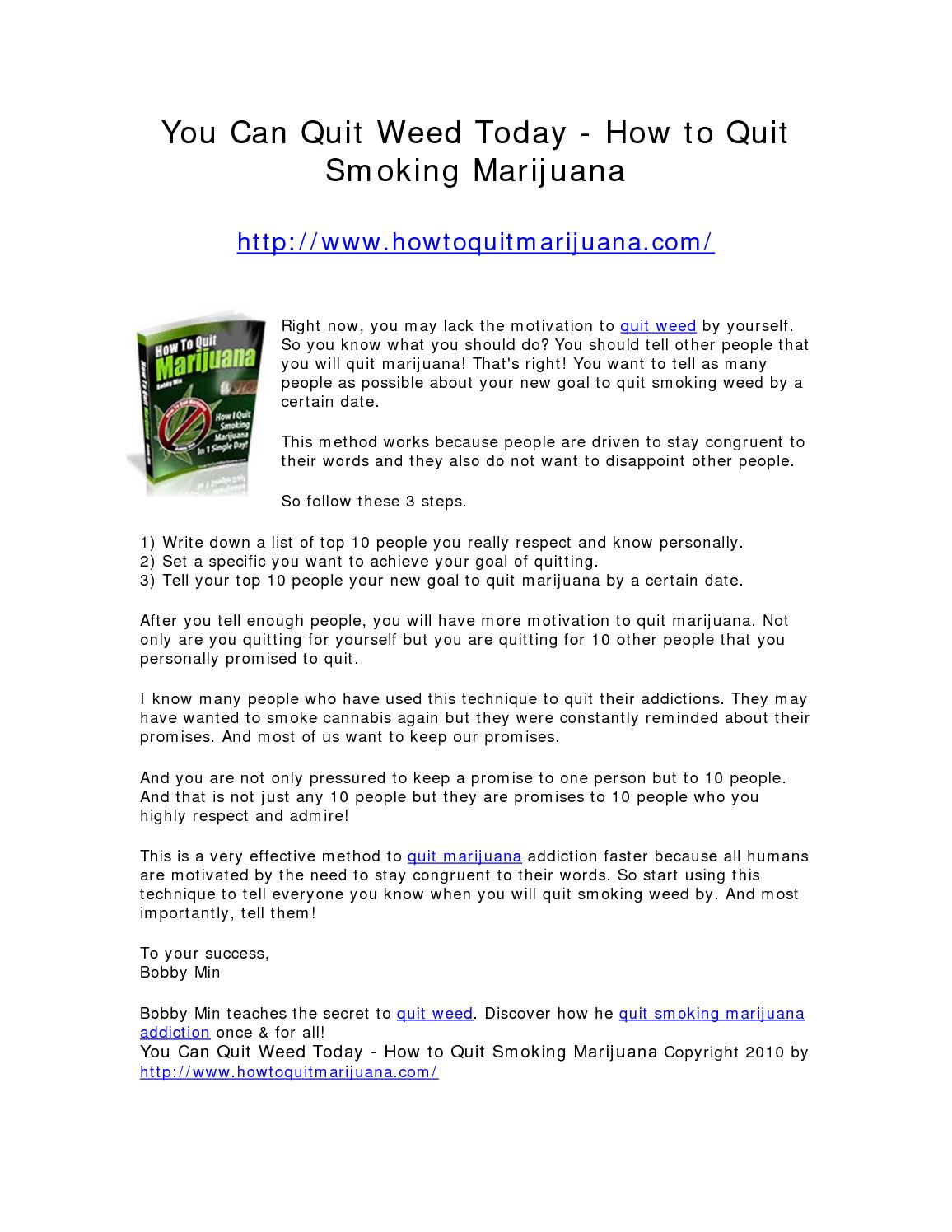 Dating someone with marijuana addiction