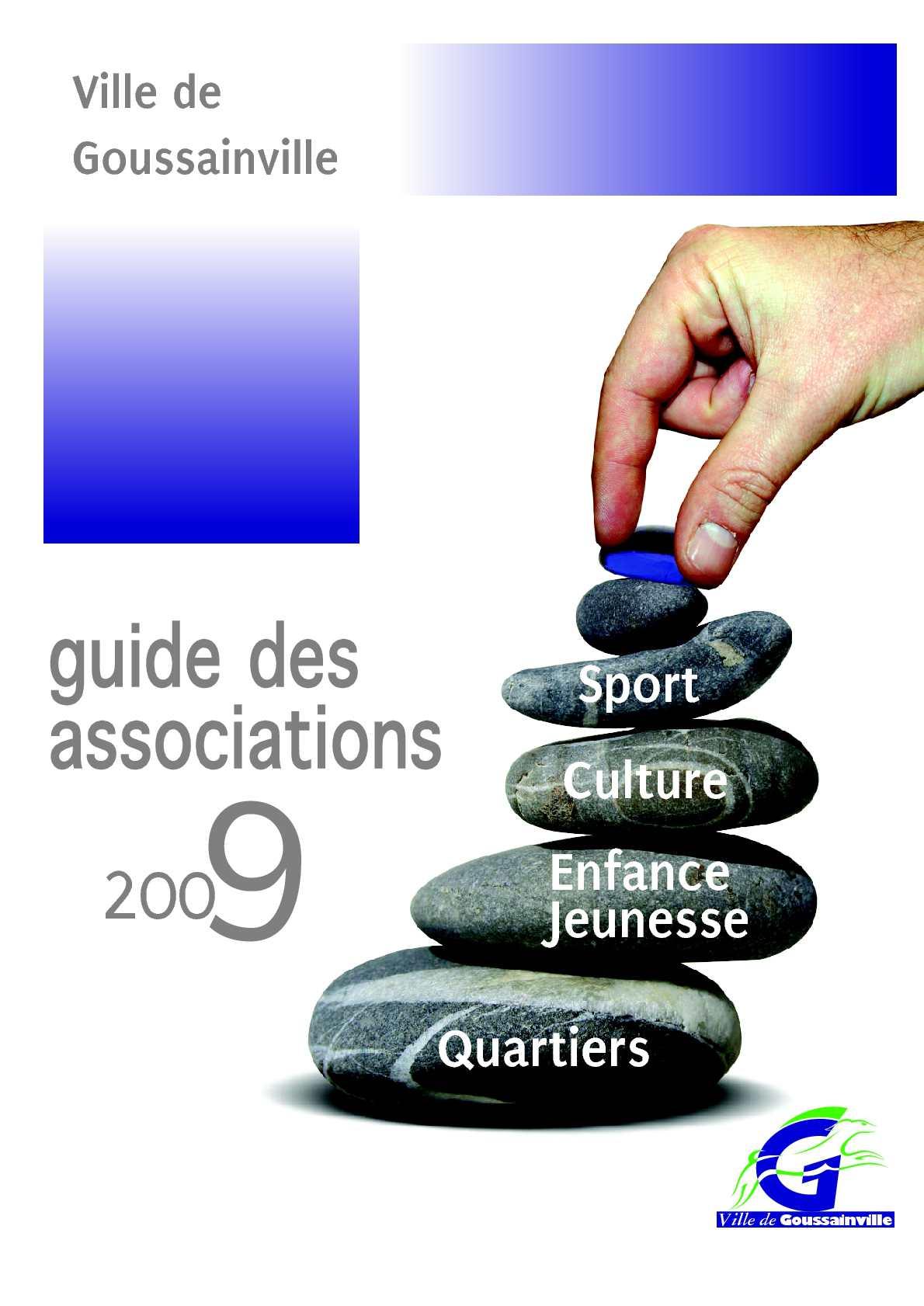 Calam o guide des associations 2009 ville de goussainville for Piscine de goussainville