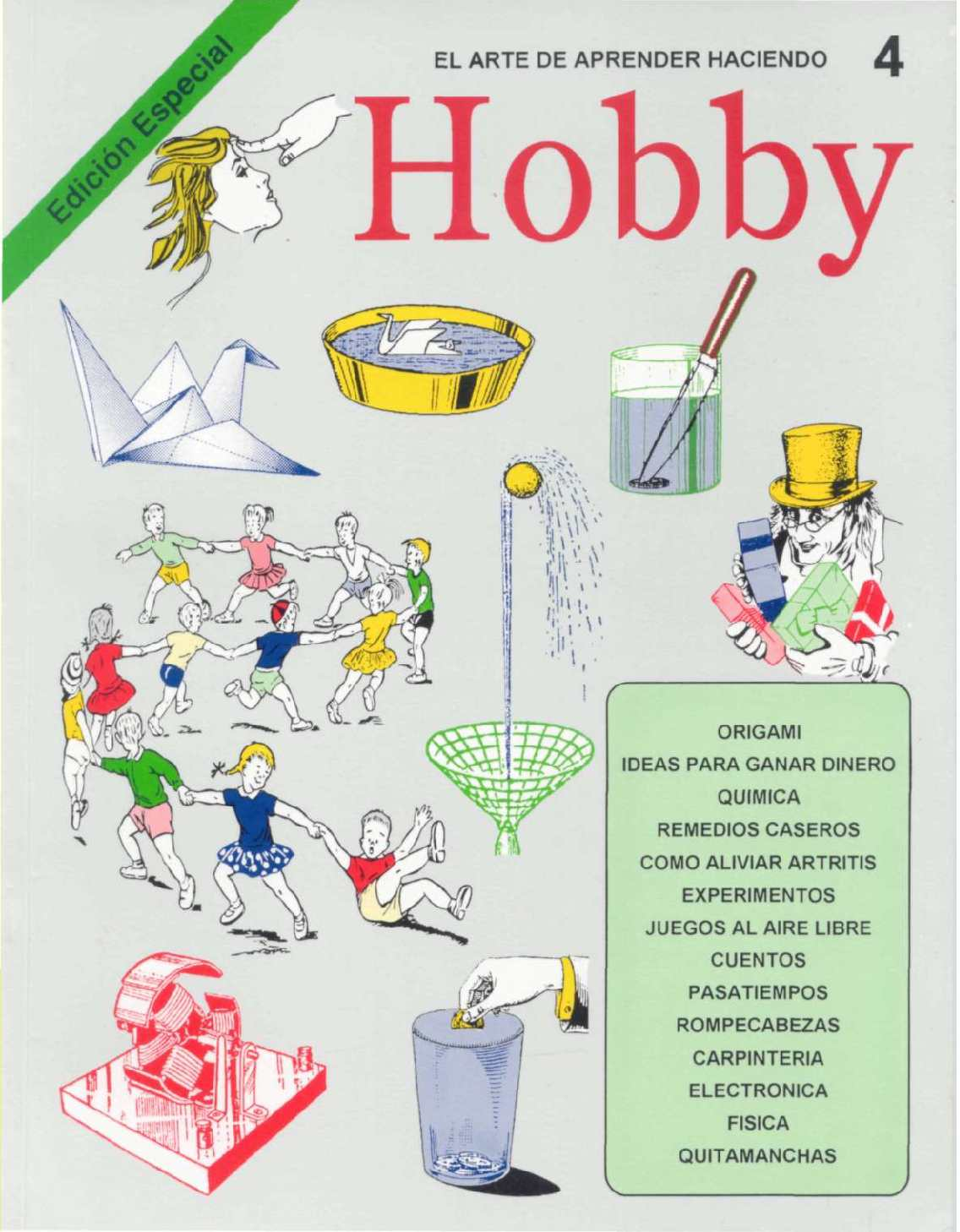 Calaméo - Revista Hobby Nº 4 Edic. Especial