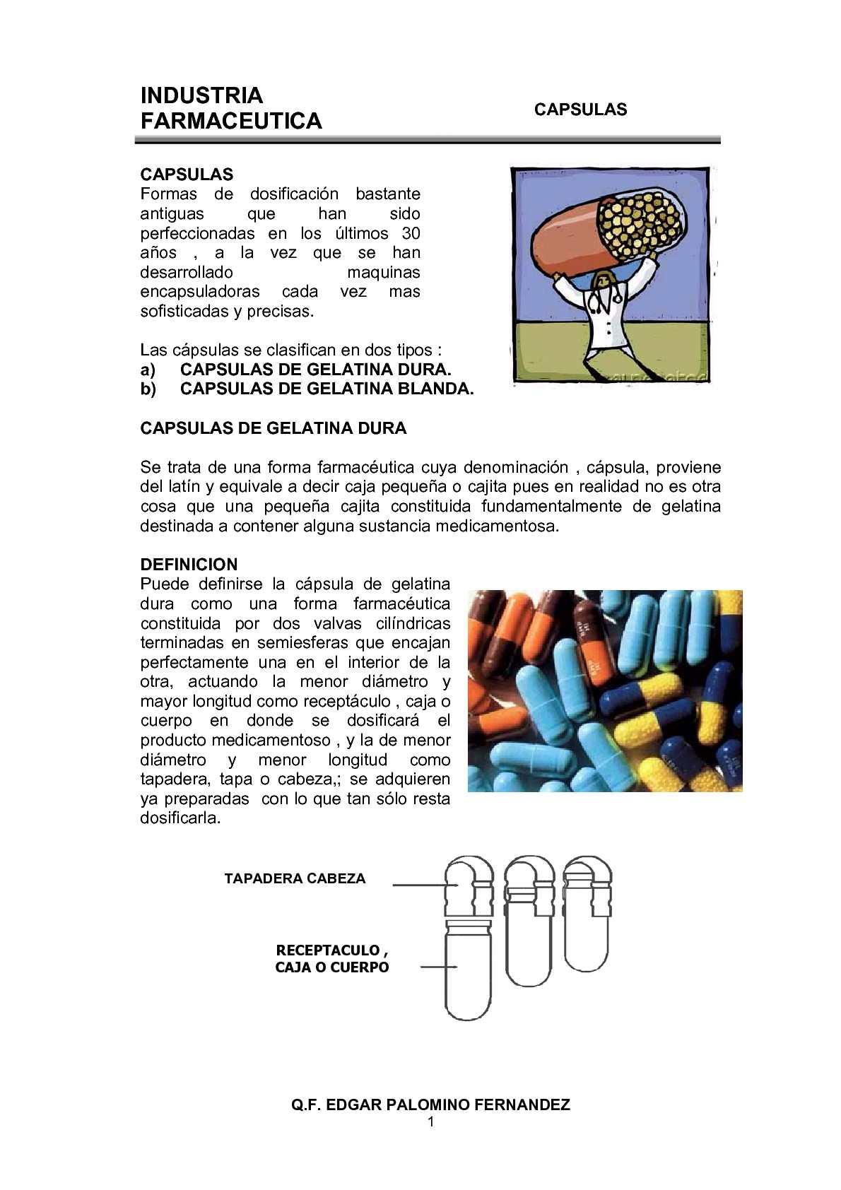 Calam o clase 02 c psulas for Procesos de preelaboracion y conservacion en cocina pdf