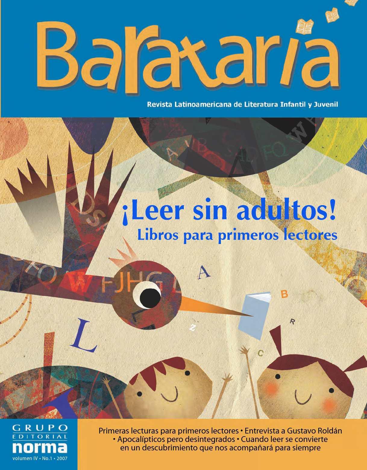 Revista Barataria N° 6