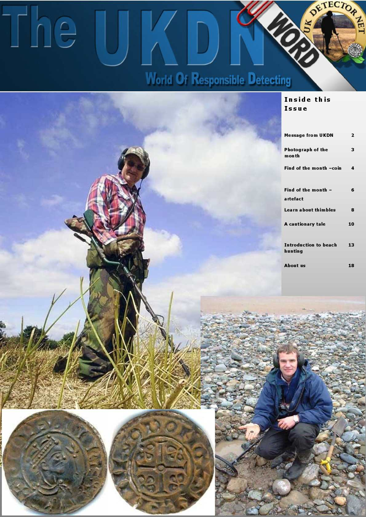 UKDN Word Issue 33 - May 2010
