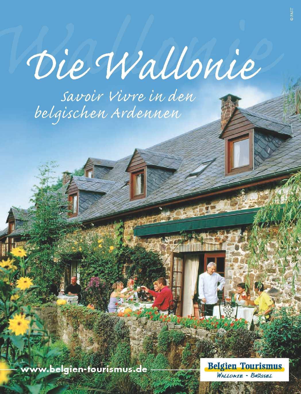 Calaméo   Die Wallonie   Savoir Vivre In Den Belgischen Ardennen
