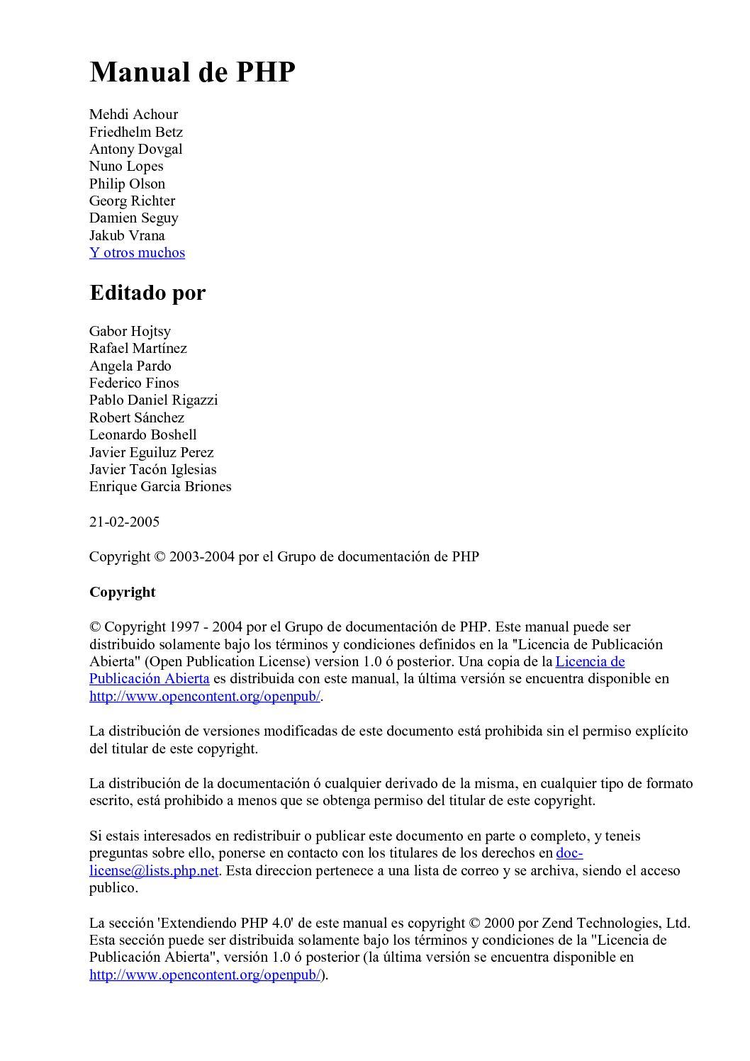 Calaméo - Manual_de_PHP