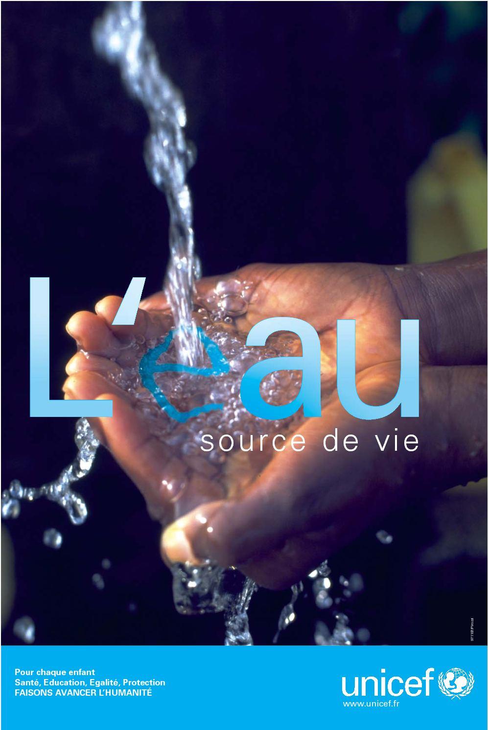 UNICEF - L'eau