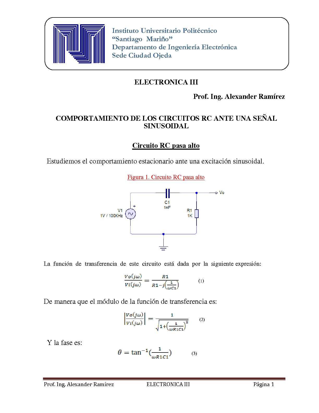Circuito Cc : Controle de motores de cc