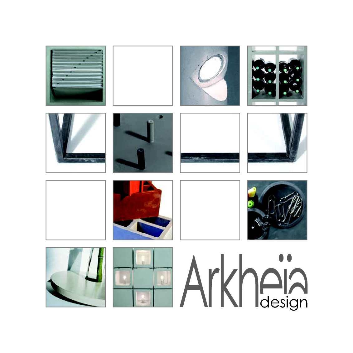 calam o catalogue objet design b ton arkheia. Black Bedroom Furniture Sets. Home Design Ideas
