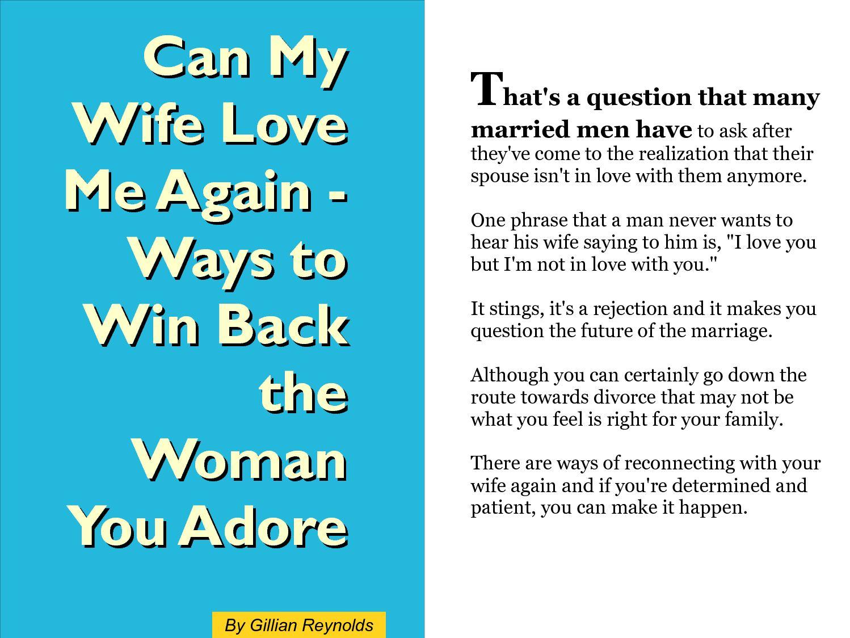 how to make boyfriend fall in love again