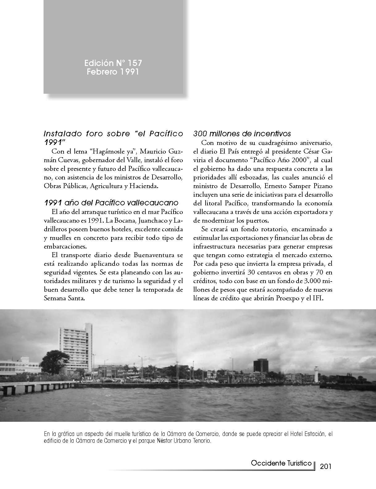 Calaméo - Historia del Turismo en Santiago de Cali (2)