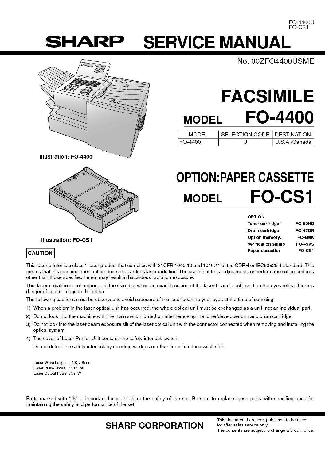 Calamo Service Manual Fog Light Relay Wiring Diagram R5 Super 5