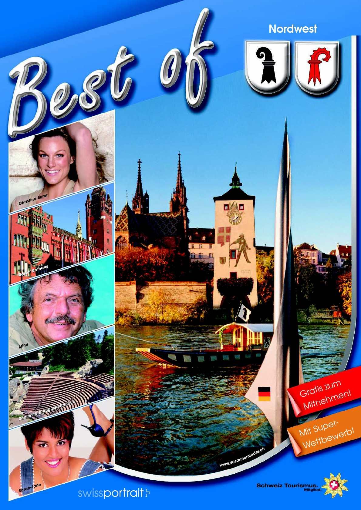 Calaméo - Swissportrait - Best of Nordwest, Ausgabe 2010
