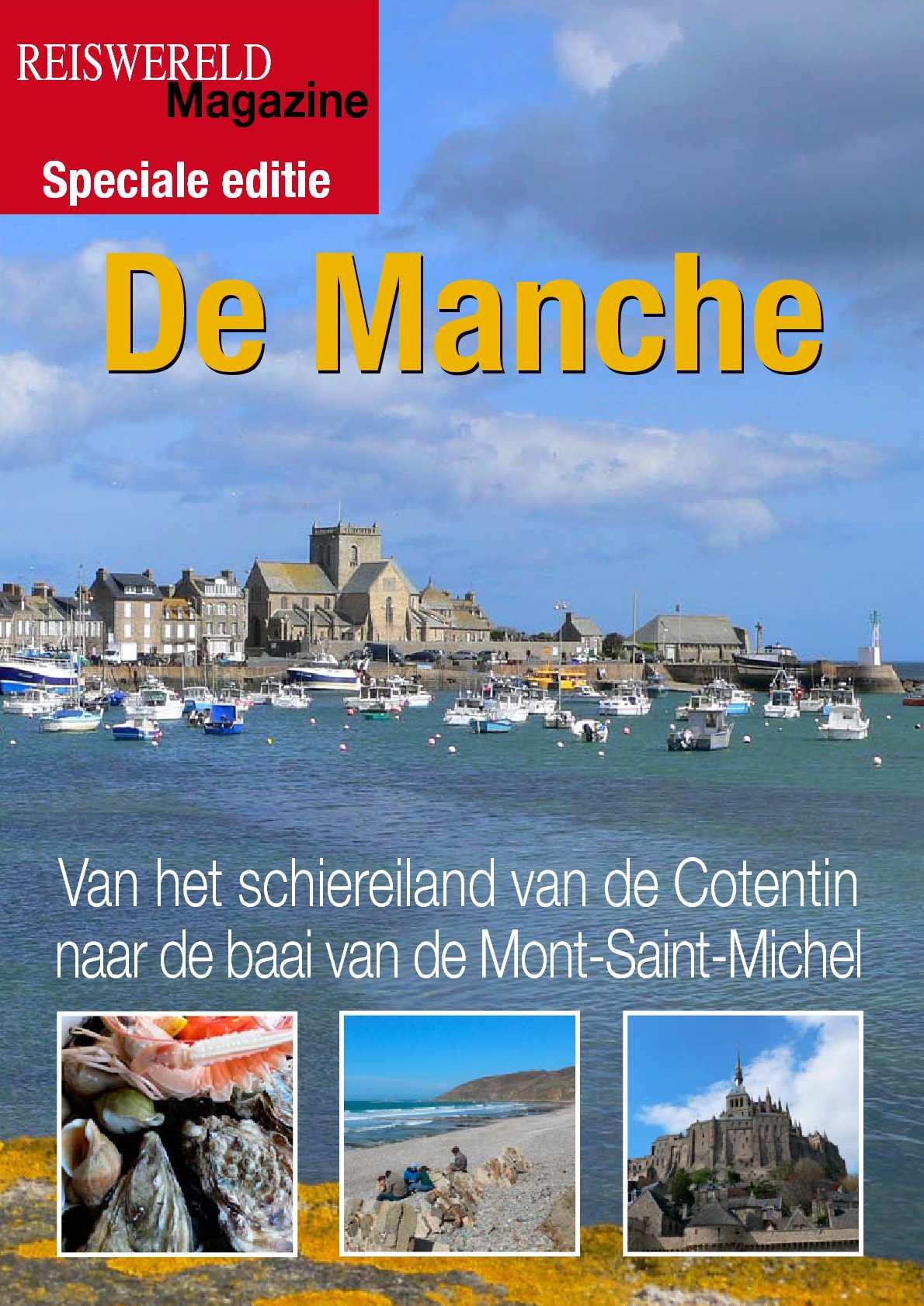 Reportage in de Manche van Reiswereld Magazine.be