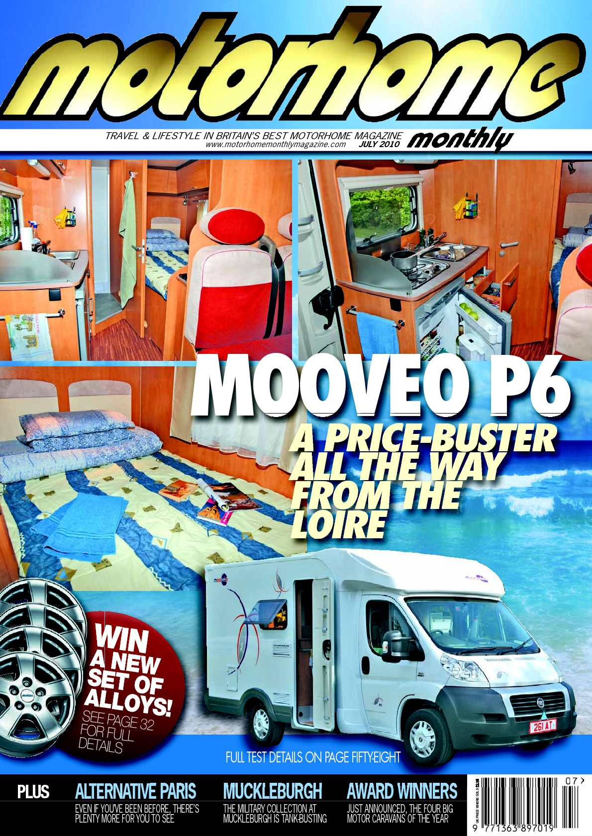 Calaméo July 2010 Motorhome Monthly Magazine