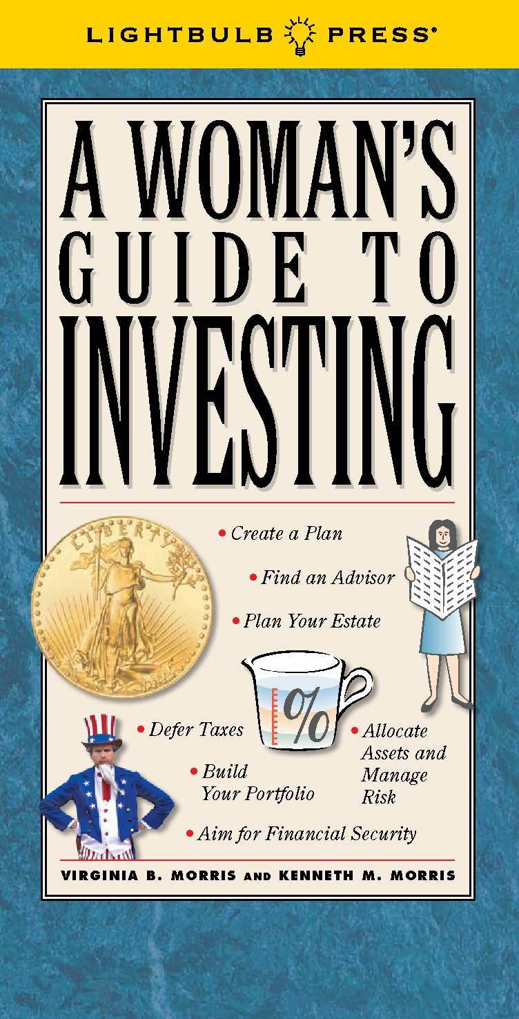 Women's Guide To Investing