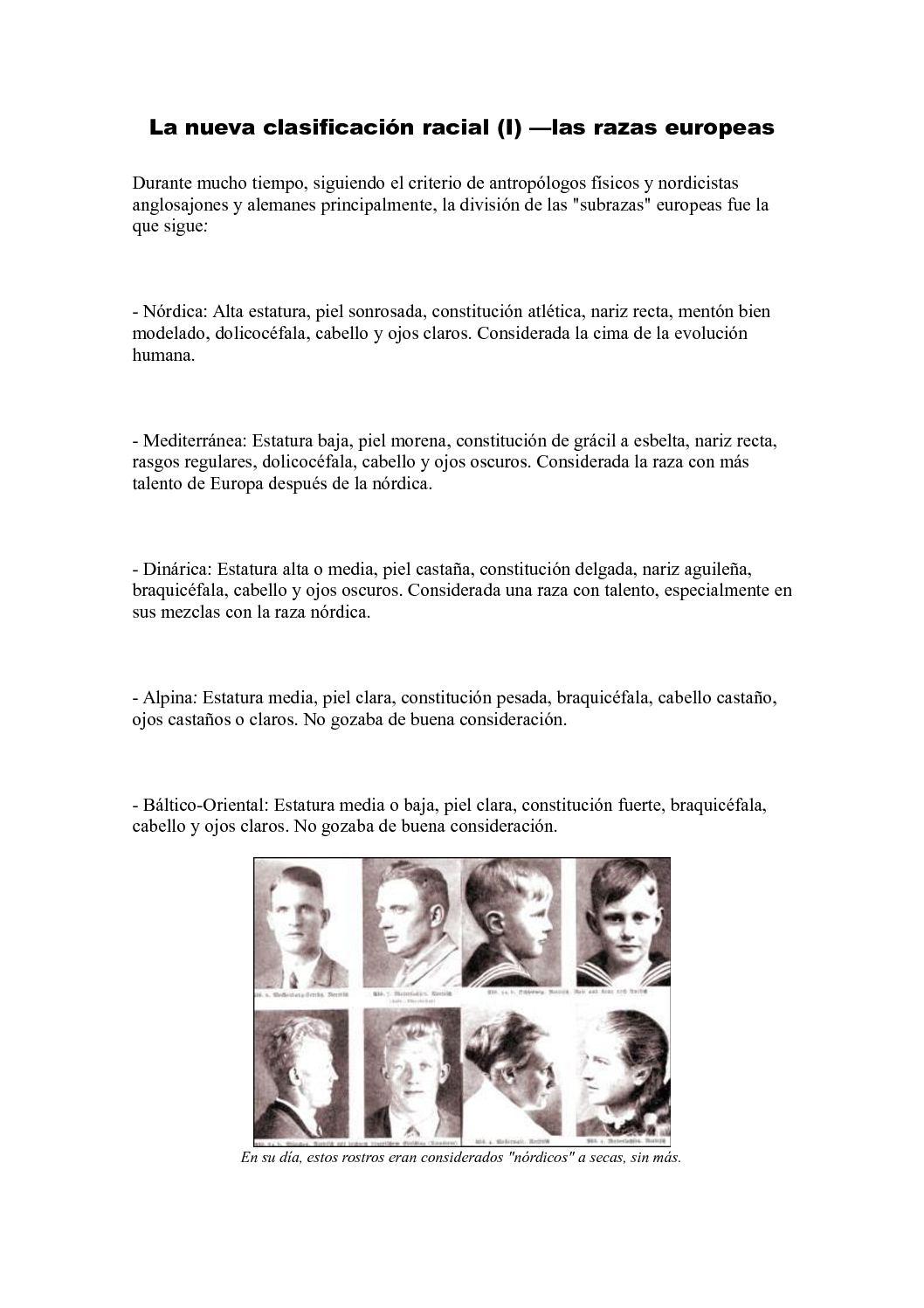 Calaméo - La nueva clasificación racial