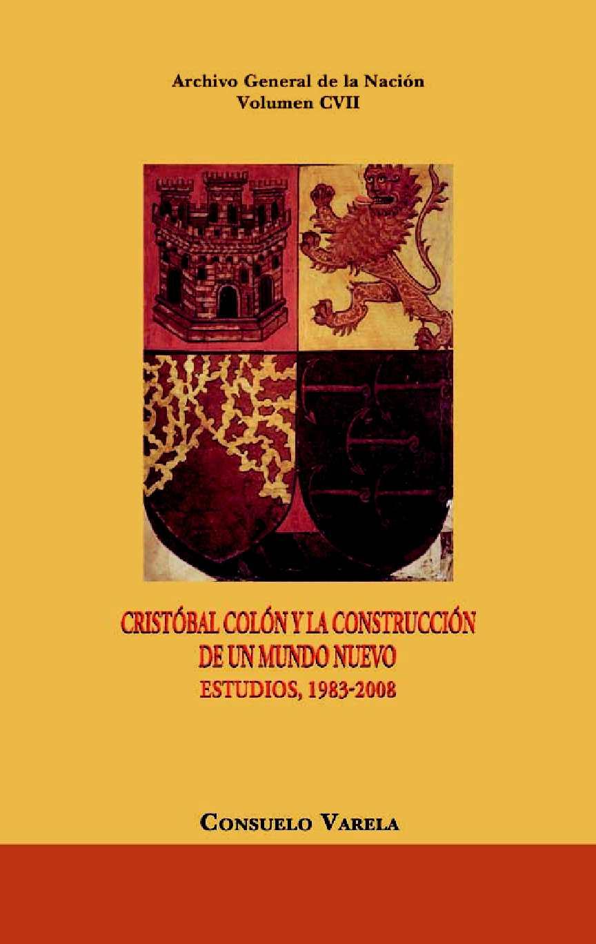 Calaméo - Cristóbal Colón y la construcción de un mundo nuevo Estudios af15f2196ca0c