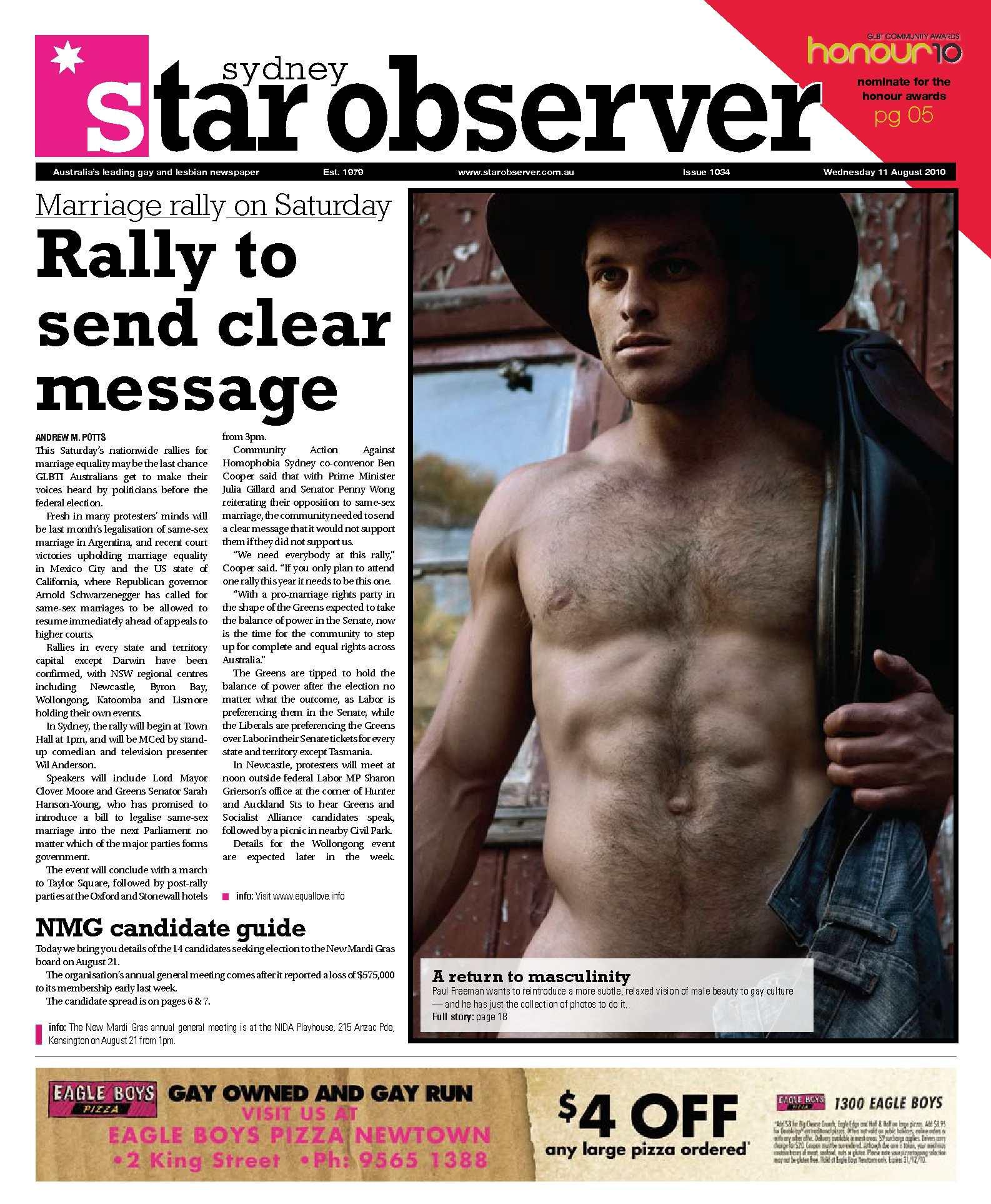 Sydney Star Observer issue 1034