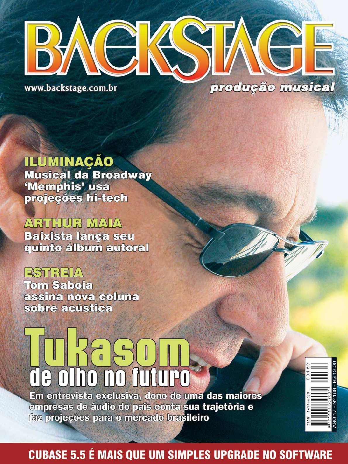 Calaméo - Revista Backstage Edição 189 - Agosto 2010 957c74f36f