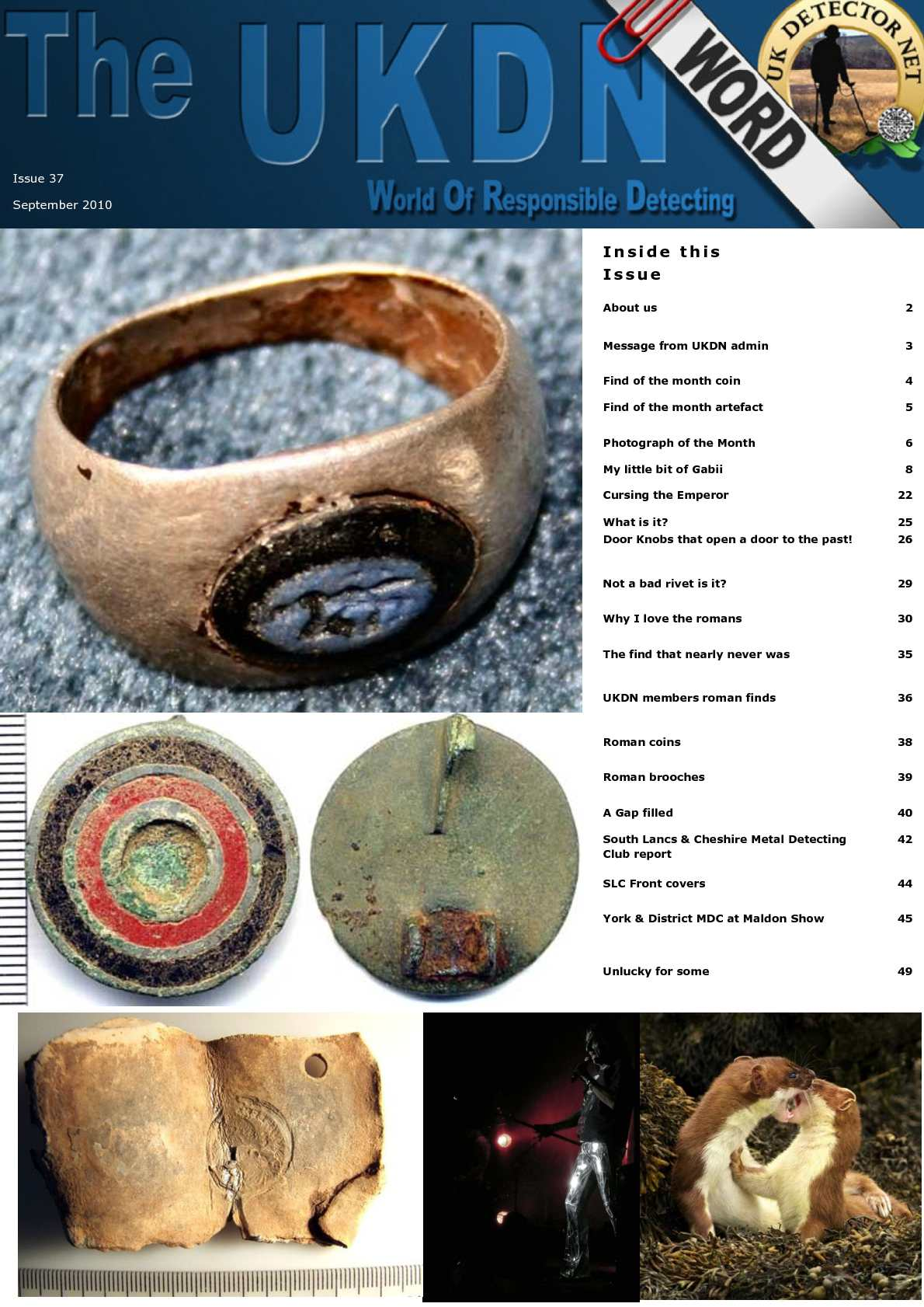 UKDN Word Issue 37 - September 2010