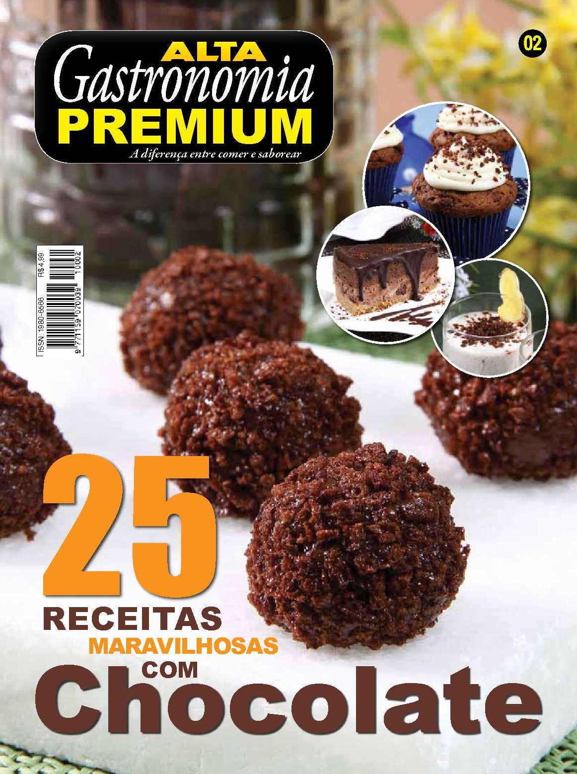 Alta Gastronomia Premium - edição 02