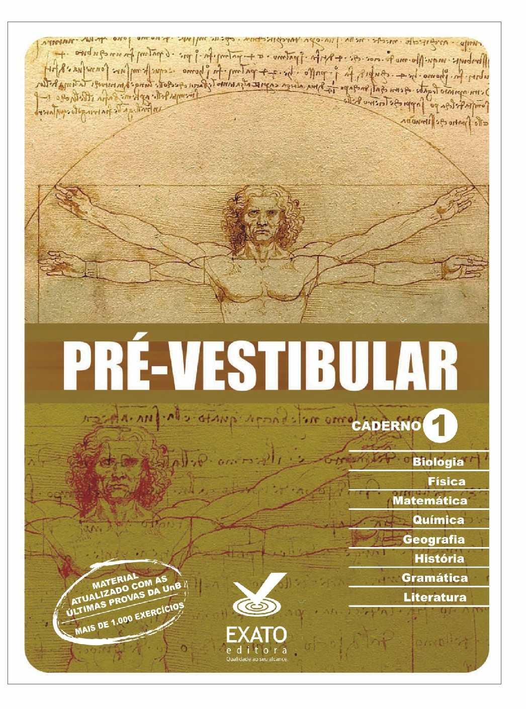 PRÉ-VESTIBULAR I