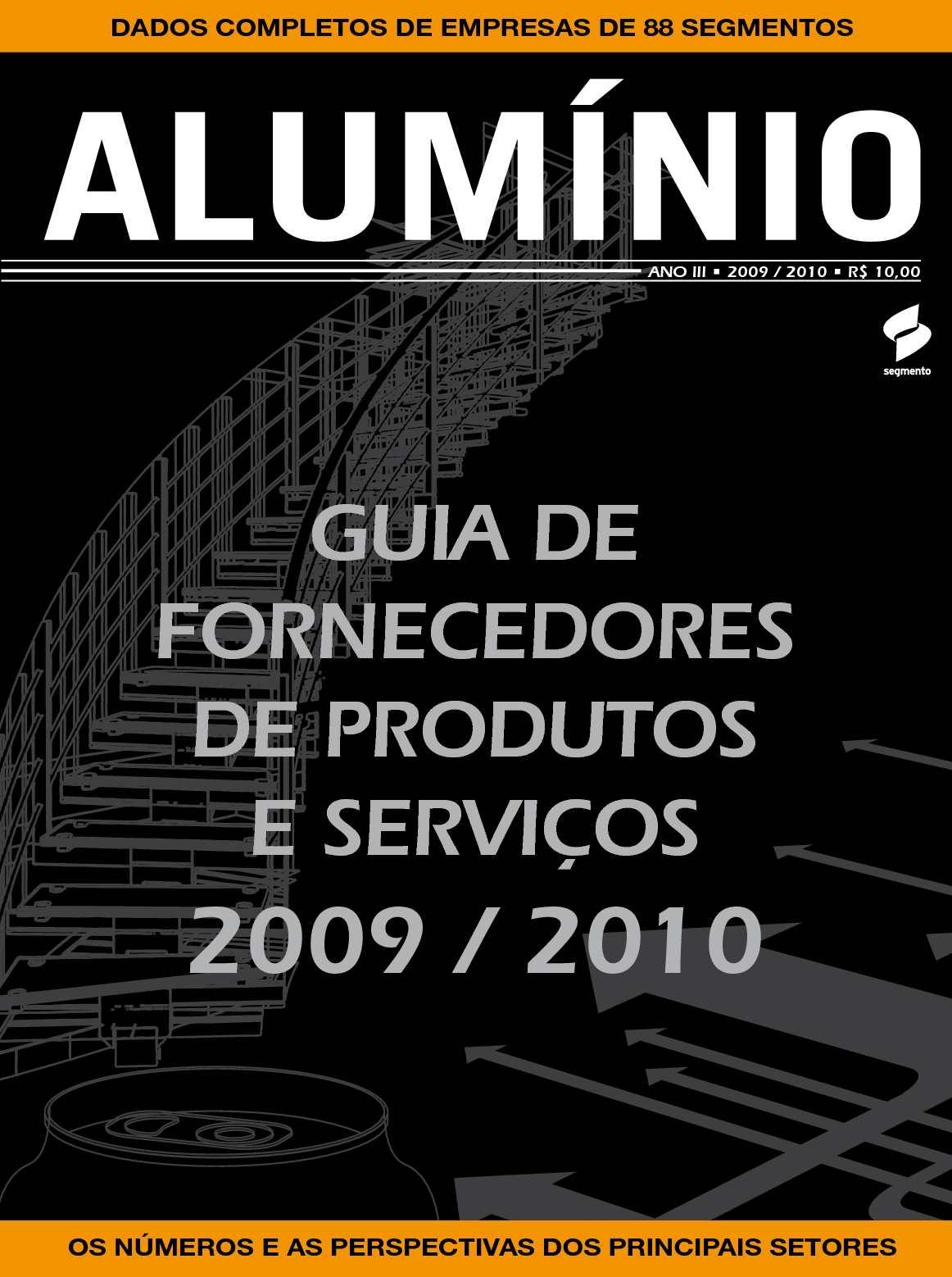 a5e7f98b7c Calaméo - Guia Alumínio - 2009 2010