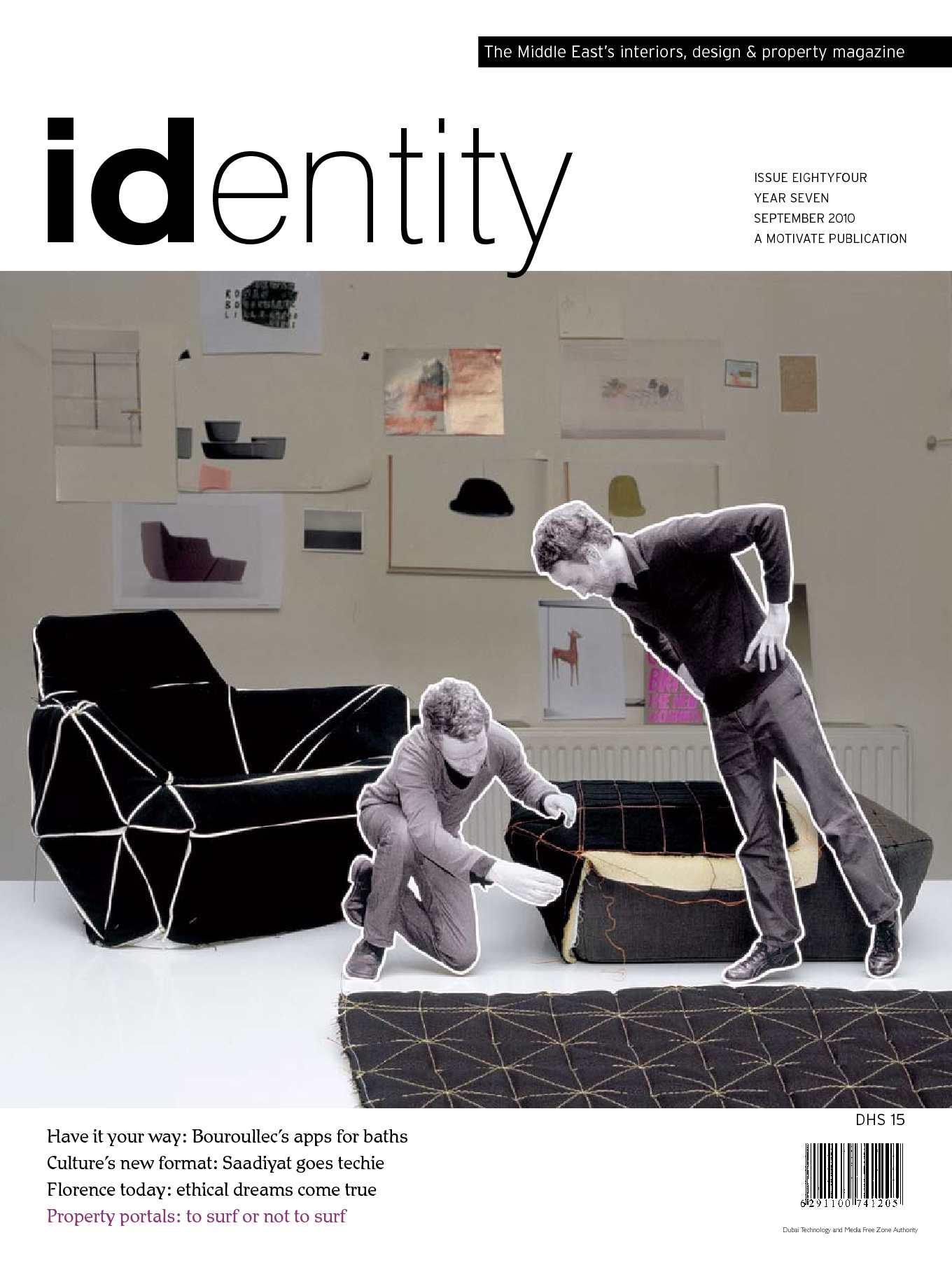 Calaméo - Identity | September 2010