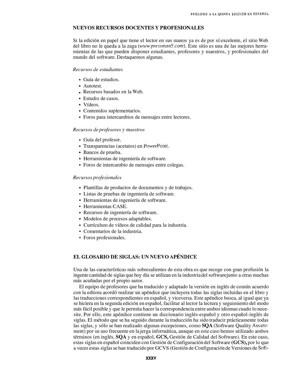Ingeniería de Software, Roger S. Pressman - CALAMEO Downloader