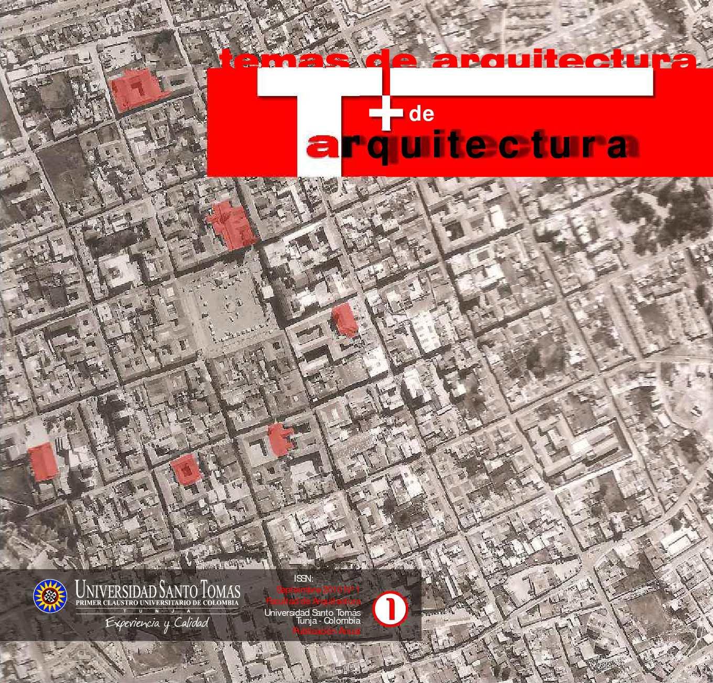 Calaméo - Temas de Arquitectura
