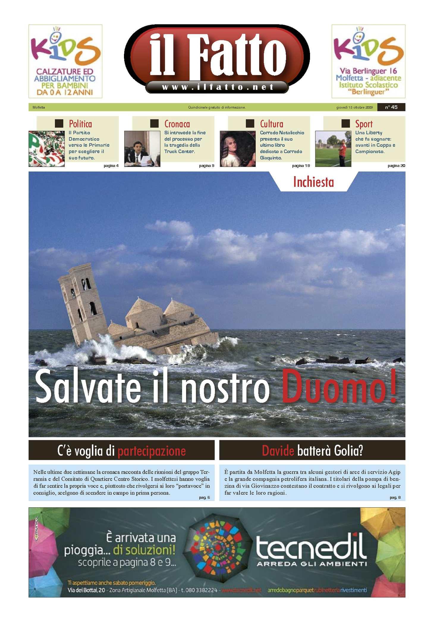 Calaméo Numero 045 Del 15102009