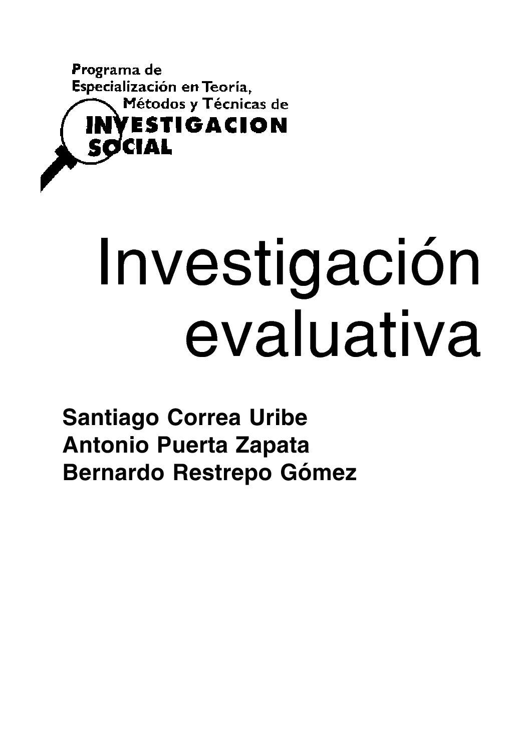 Calaméo - Investigación Evaluativa.pdf