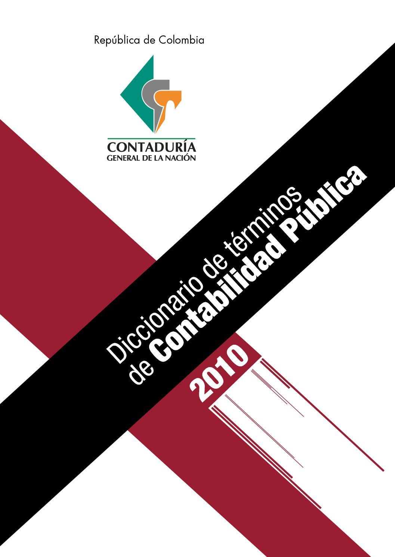 Diccionario de Términos Contabilidad General 2010