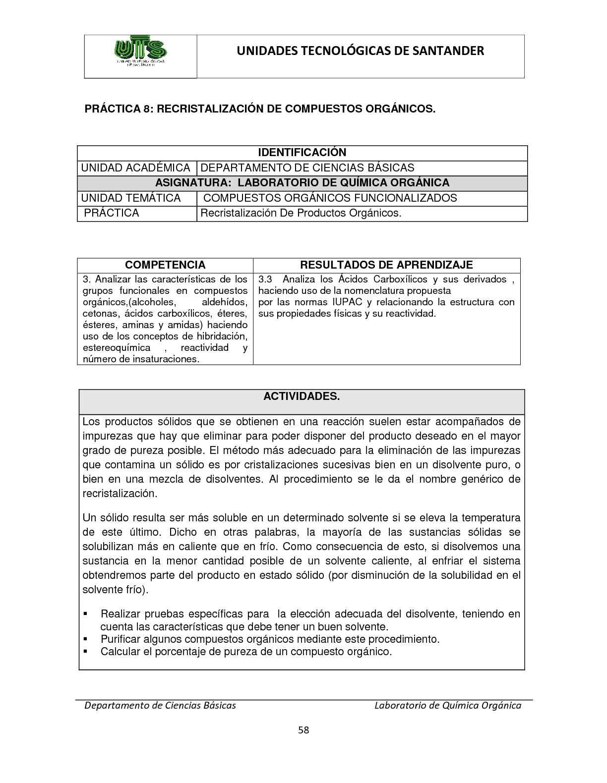 Manual de Laboratorio de Química Orgánica - CALAMEO Downloader