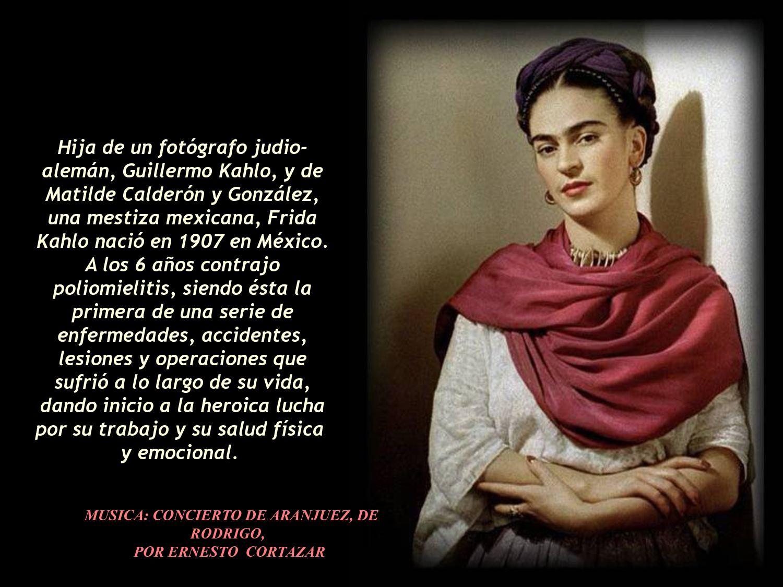 La inspiración de Frida