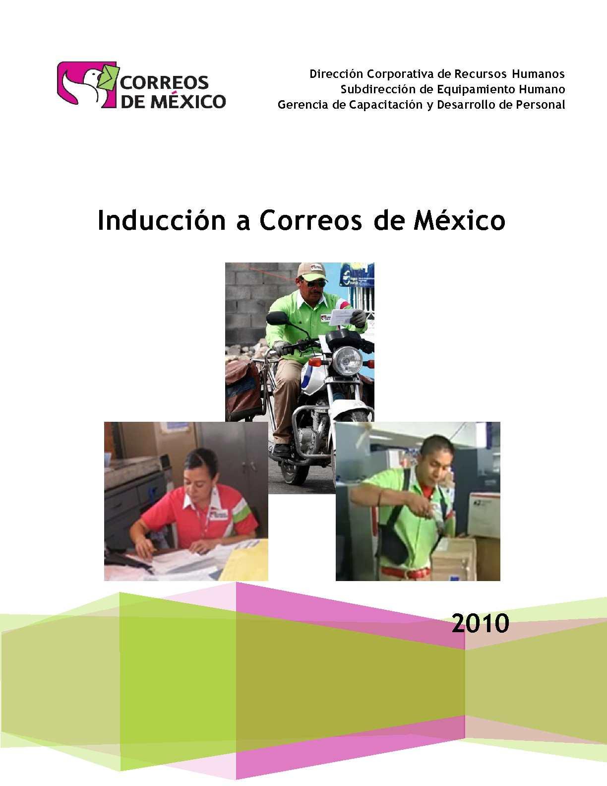Calaméo - Inducción a Correos de México