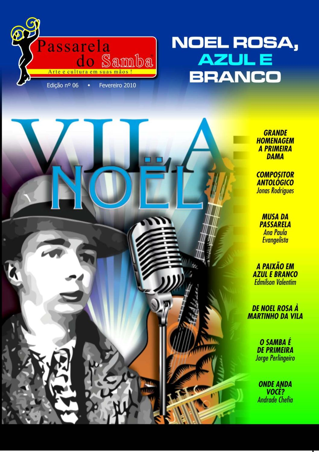 Passarela do Samba - edição 6