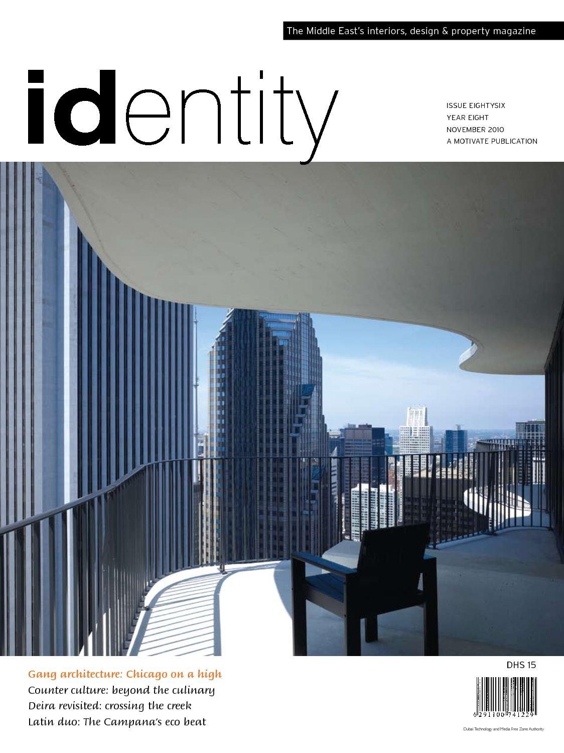 Calaméo - Identity | November 2010