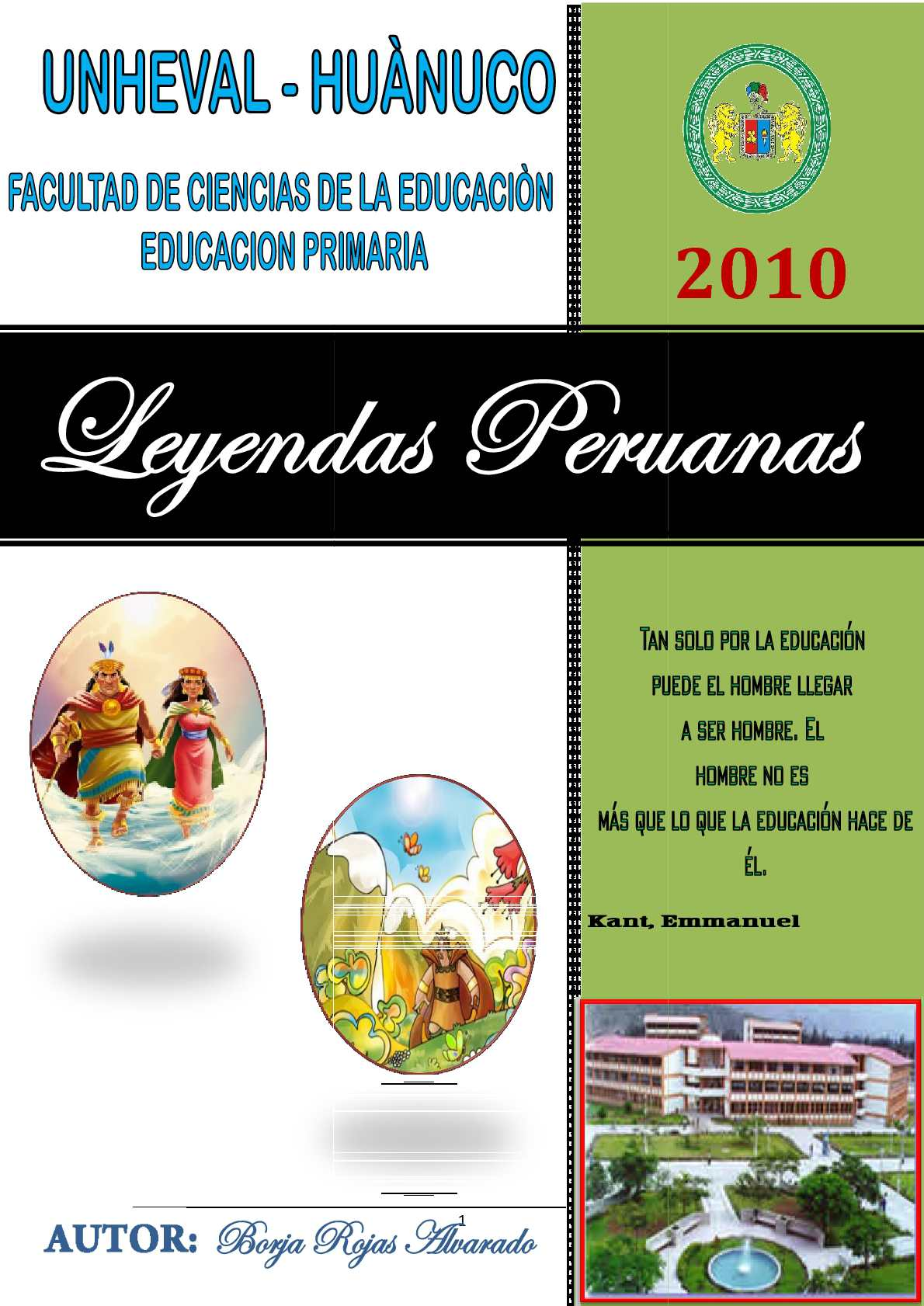 Calaméo - LEYENDAS PERUANAS