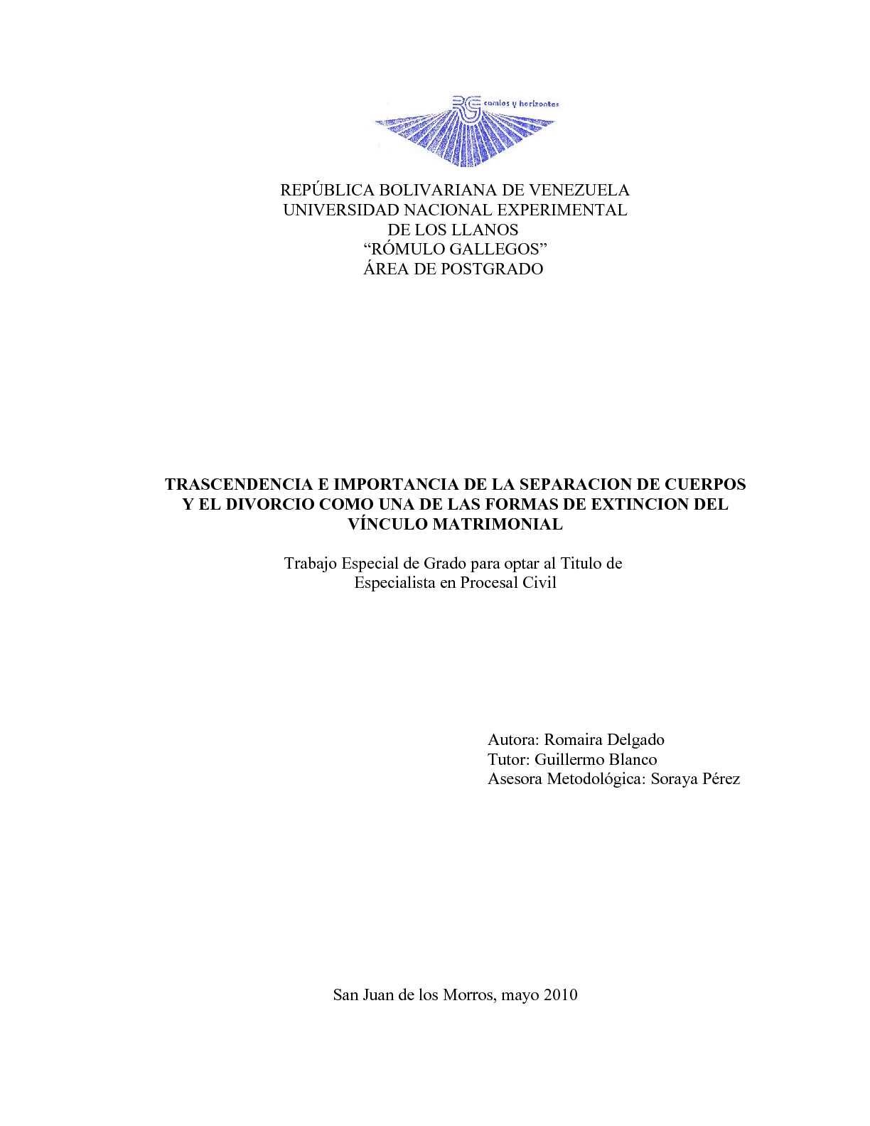 Calaméo - tesis definitiva Roraima delgado