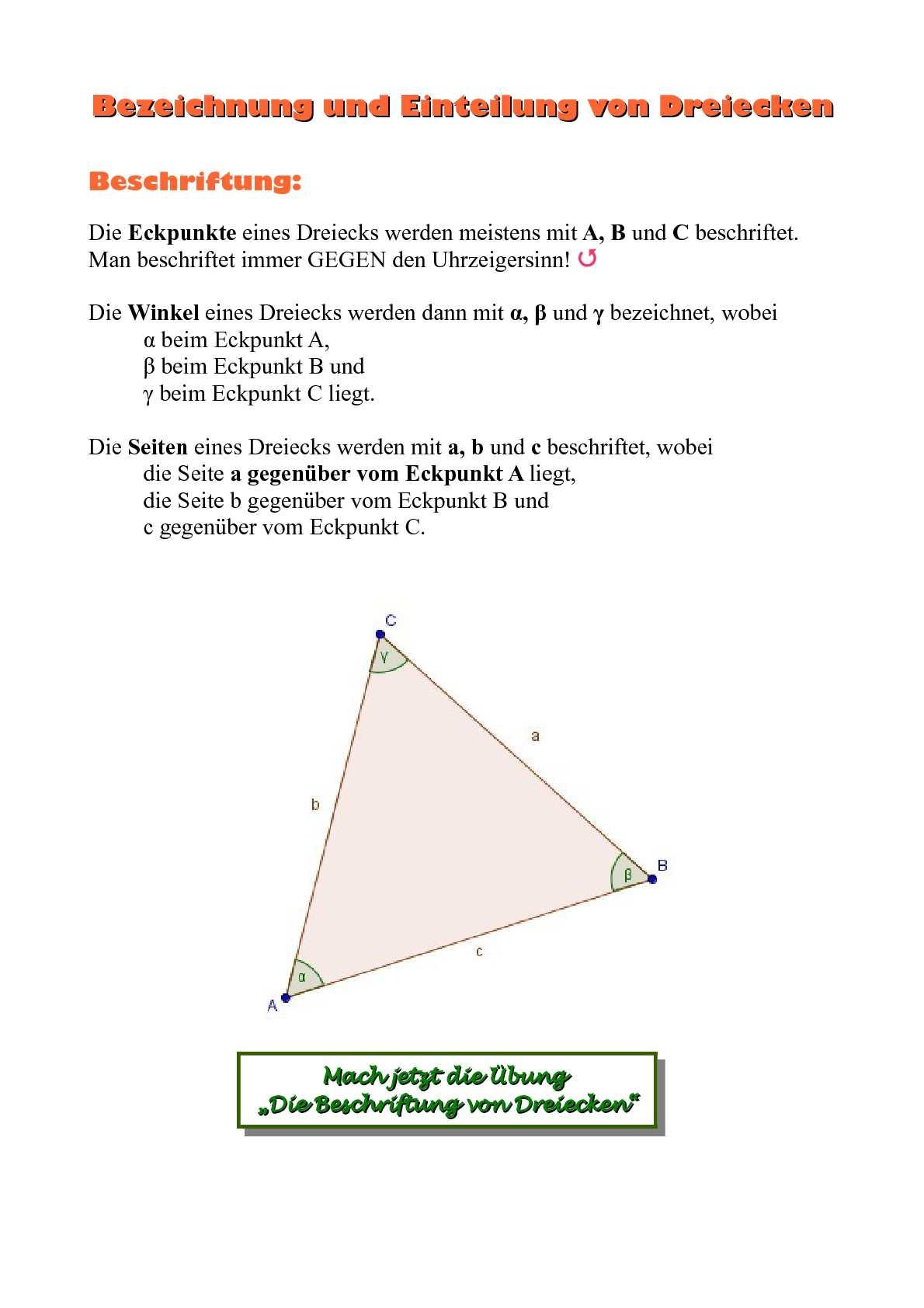Calaméo - Eigenschaften von Dreiecken