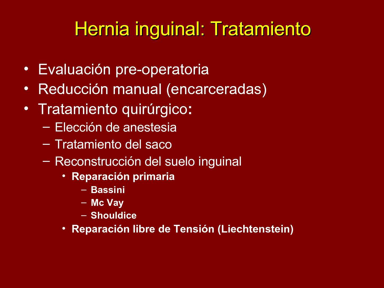 Calaméo - Tratamiento de hernia inguinal