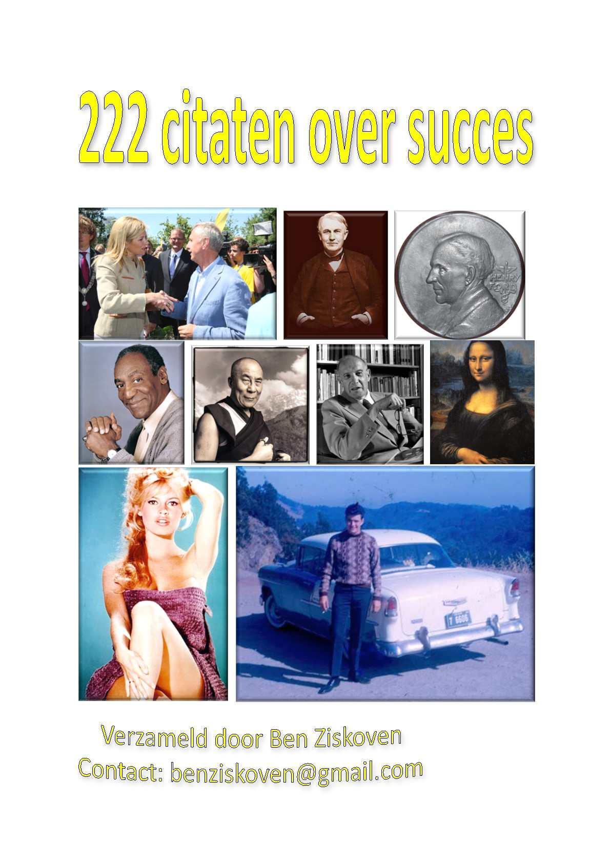 Citaten Voor Succes : Calaméo citaten over succes