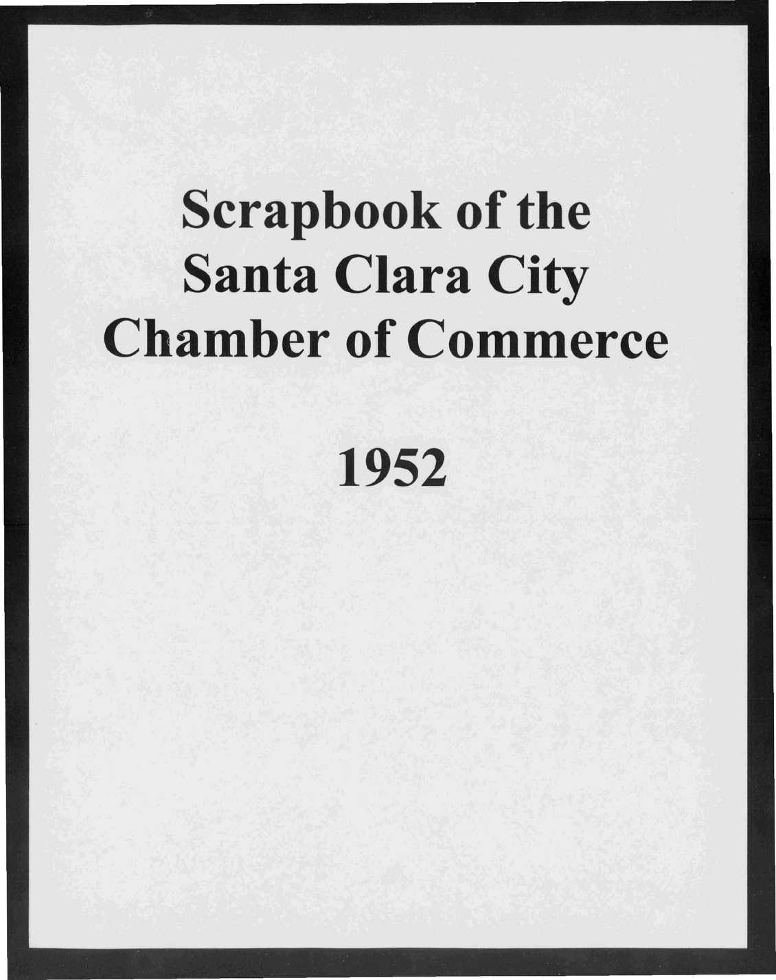 Calamo Scrapbook 1952