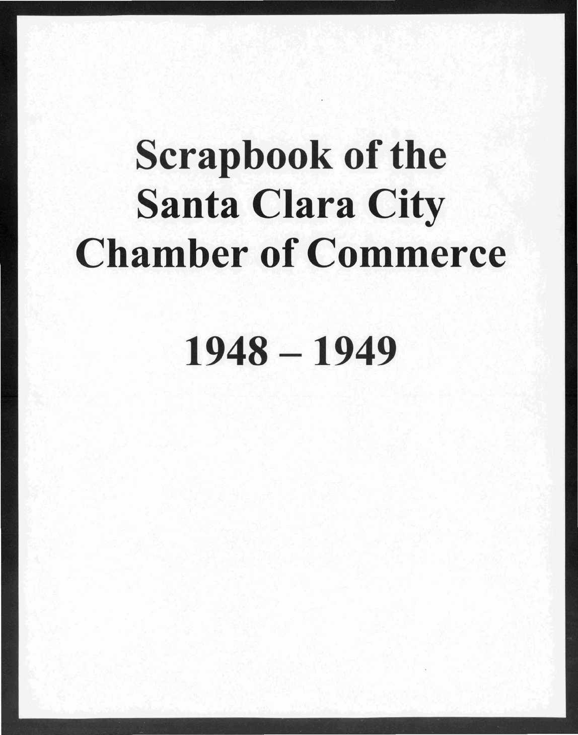 Calaméo - Scrapbook 1948-1949
