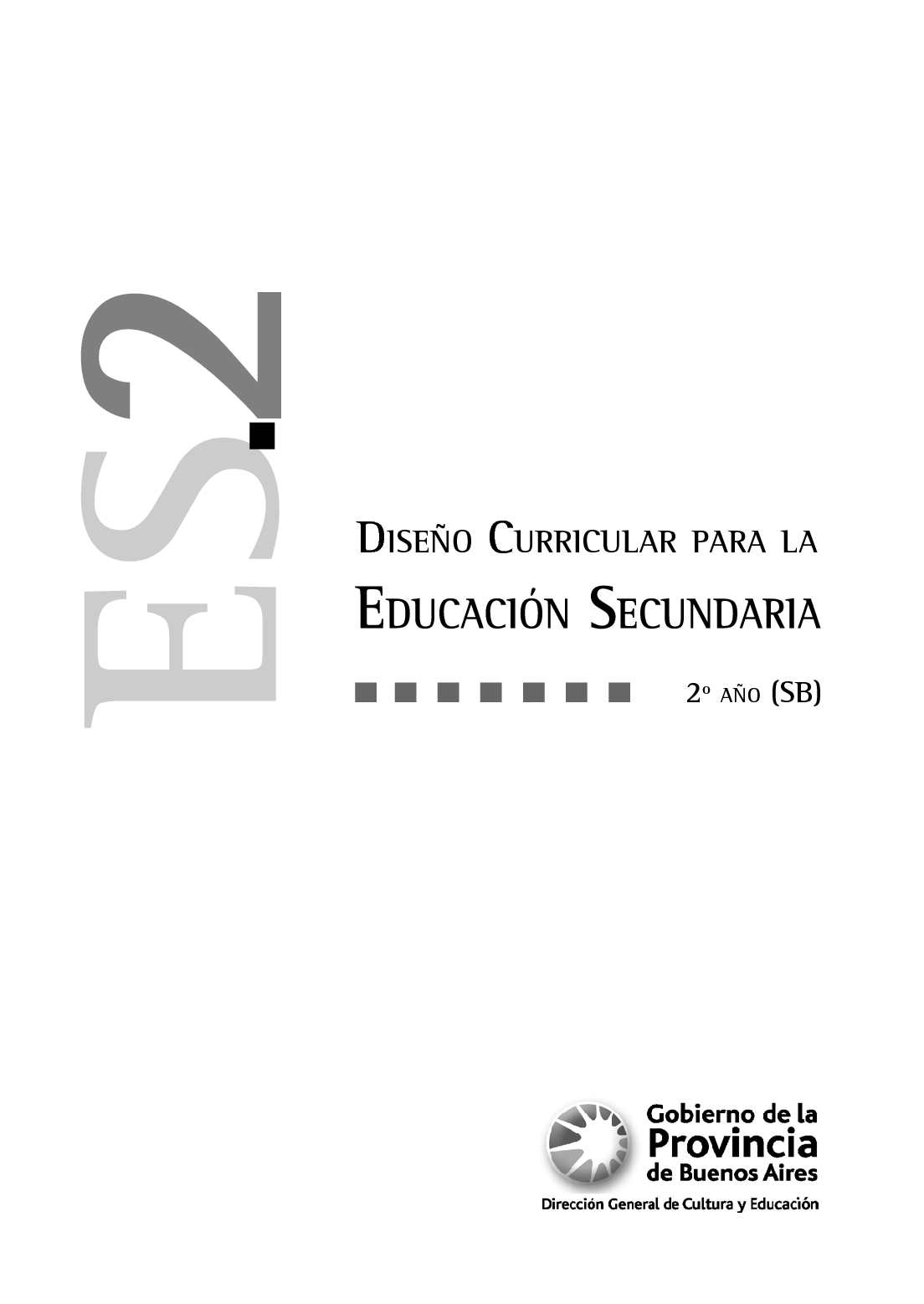 Calaméo - Diseño Curricular Secundaria 2º año