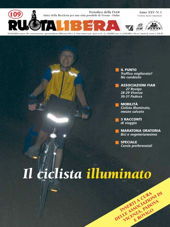 Ruotalibera 109 (gennaio/febbraio 2009) - FIAB AdB Verona