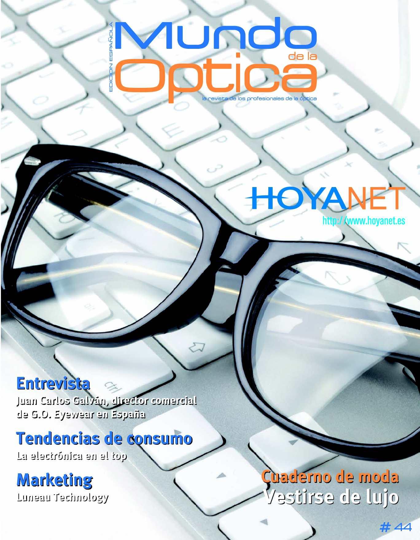 Calaméo - Mundo de la Optica 44