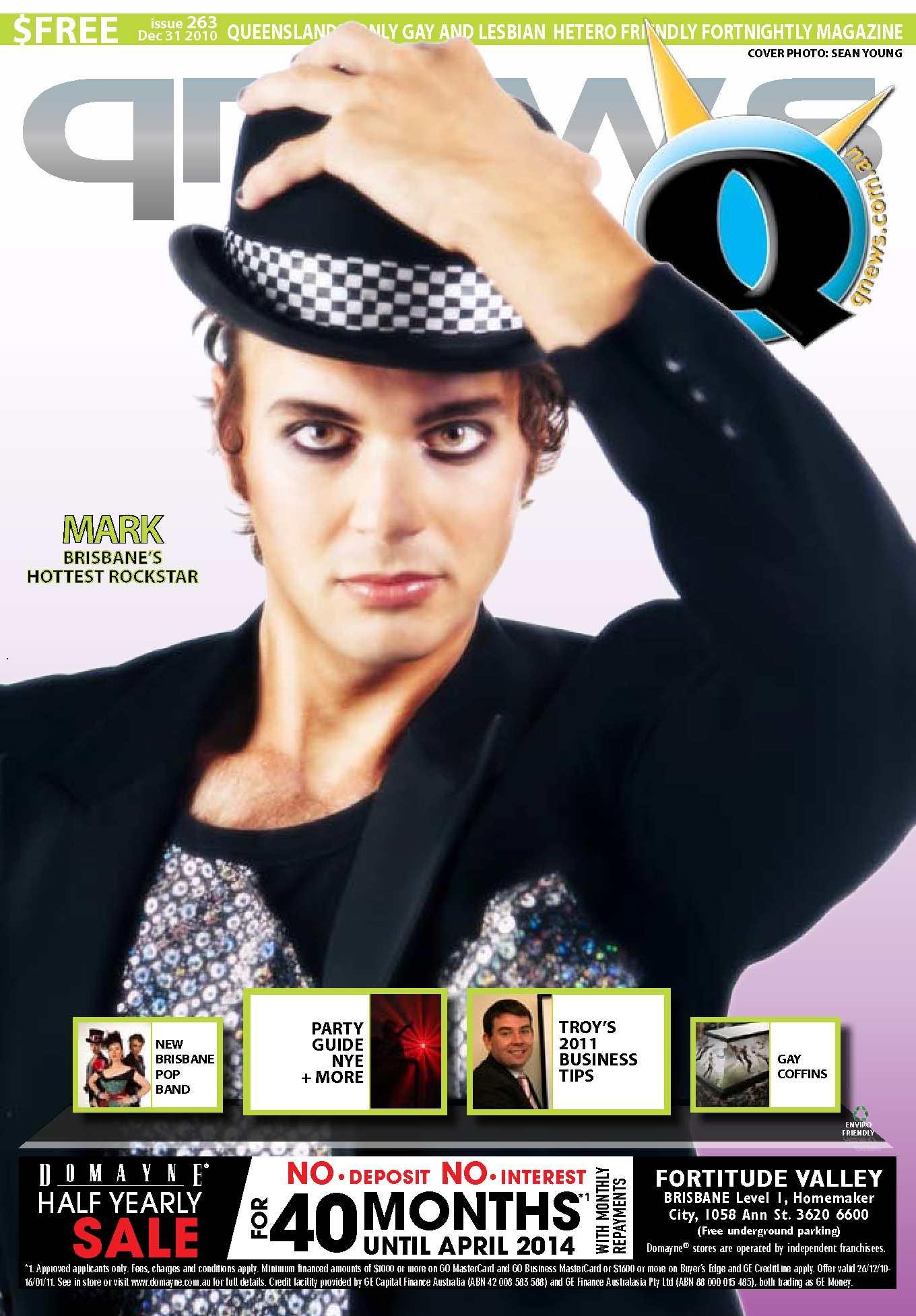 gay magazine queensland