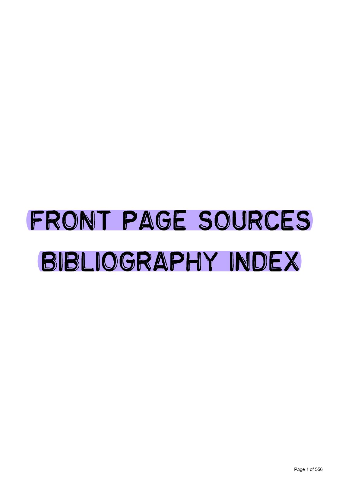Calaméo - DWP JSA Case Evidence the sources Bibliography