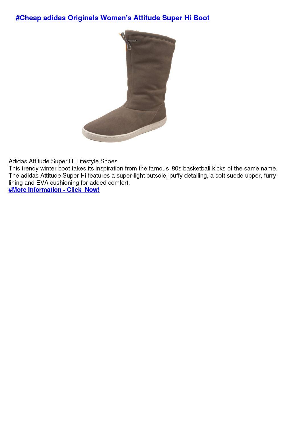 new style 1d583 c27e6 Calaméo - No.1 adidas Originals Women's Attitude Super Hi Boot women s  steel toe work boots-brahma work boots steel toe-red wing steel toe work  boot-steel ...